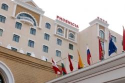 Firma Phoenicia Grand Hotel Bucuresti Harta Bucuresti